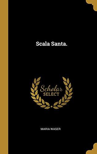 Scala Santa.