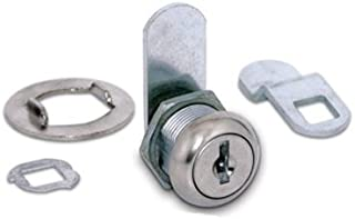 Hudson Lock ULR-1125STD-751-0000 Replacement Cam Lock, Keyed Alike to CH751, 1 1/8