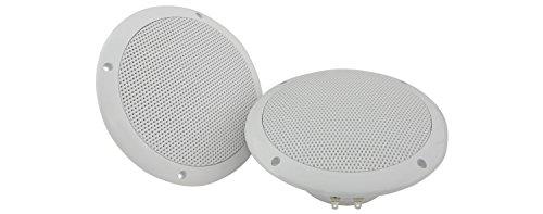 wasserdichte Lautsprecher 100W | 8ohms | White White 100w max