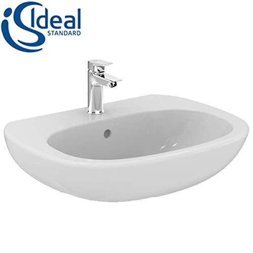 Ideal Standard Tesi new T3513 Waschbecken 65 cm, einlochig, weiß