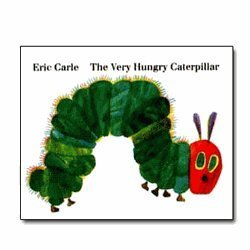 Price comparison product image KIDS PREFERRED The Very Hungry Caterpillar Board Book