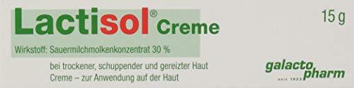 Galactopharm Lactisol Creme, 15 g