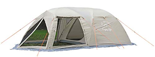 CAPTAINSTAG(キャプテンスタッグ)『モンテスクリーンツールームドームテント』