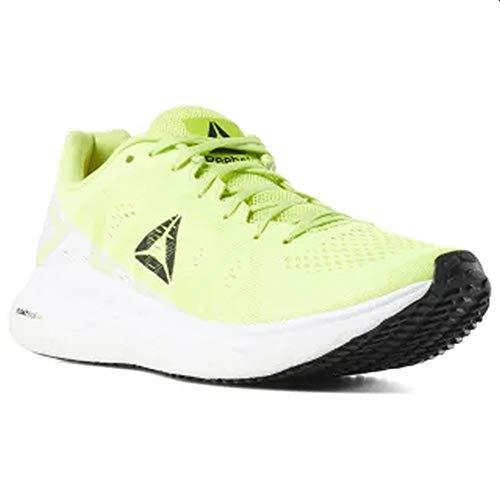 Reebok FLOATRIDE Run Fast, Zapatillas de Running para Mujer, Multicolor (Neon Lime/White/Neon Red/Black 000), 39 EU