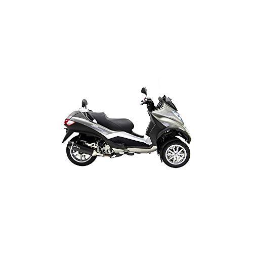Maceta Maxi Scooter Leovince Nero compatible con 400/500 Piaggio mp3 2008-