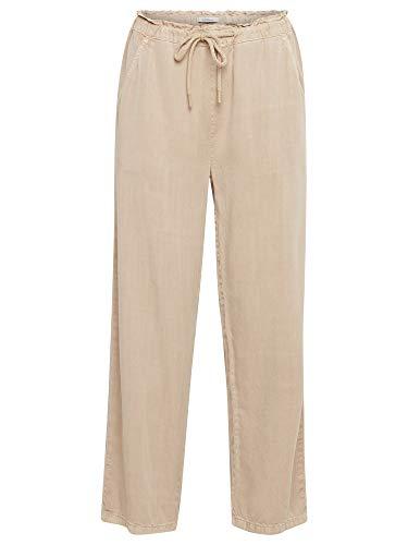 Mavi Damen Hosen Regular Drawstring Pants Safari S