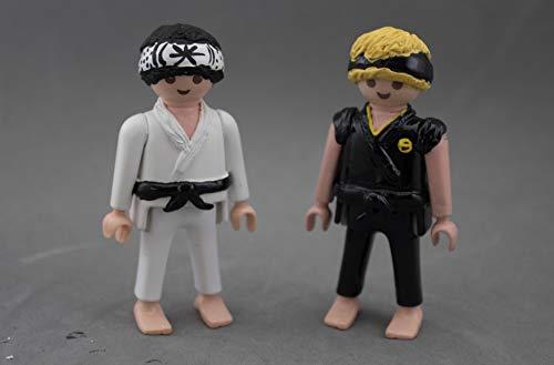 Clicks playmobils customizados Karate kid Cobra Kai