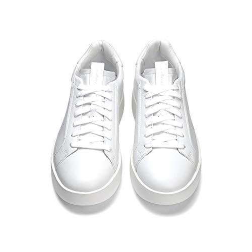 Santoni MBW Baskets - Blanc - blanc, 44 EU EU