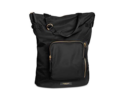 TIMBUK2 Convertible Backpack Tote Bag, Jet Black