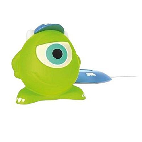 Disney SoftPals Mike 7W Equivalent Soft White LED Integrated Nightlight by Philips Minnesota