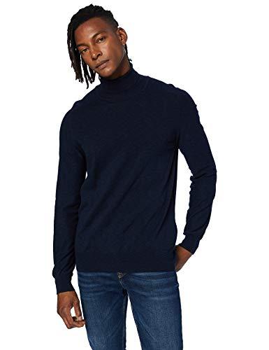 BOSS Herren Kamyore Pullover Sweater, Dark Blue (404), 3XL EU