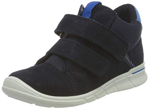 ECCO Baby-Jungen First Walker Shoe, Blau(Night Sky), 25 EU
