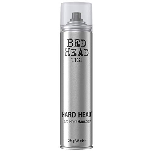 Tigi Bed Hard Head Lacca per Capelli Extra Forte - 385 Mill
