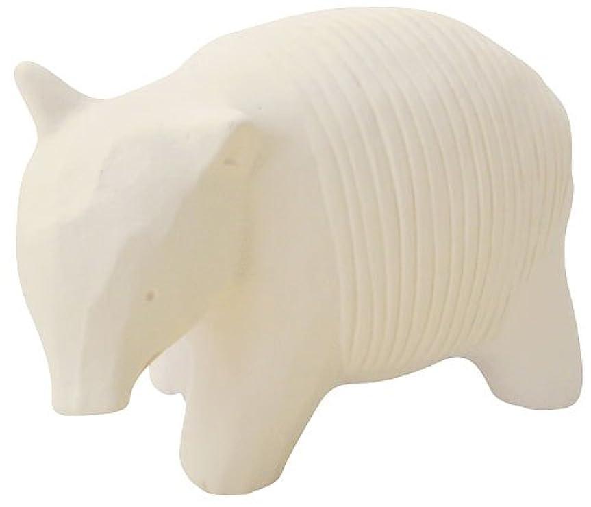 ジャンル素晴らしさボイドフリート のんびり動物 プチアロマ 白バク
