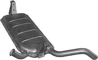 ETS-Exhaust ETS-50092 Silenciador Trasero y Kit de Montaje Completo