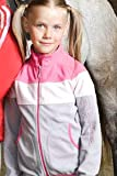 Tattini, Giacca Equitazione Pile Sibilla, Bambina, Taglia 11 Anni