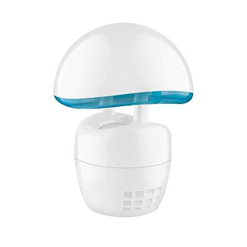 Qonei Mosquito Killer Lamp Disfraz electrnico para Interiores Zapper Mosquito Killer Trap Cargador USB