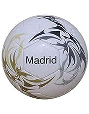 junatoys Madrid voetbal heren, wit, eenheidsmaat