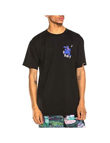 GRIMEY Camiseta Rituals and Spells tee SS20 Black-S
