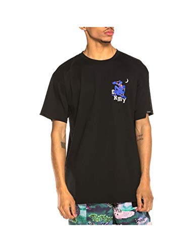 GRIMEY Camiseta Rituals and Spells tee SS20 Black-S