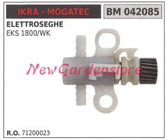 elettrosega olio Pompa olio IKRA motore elettrosega EKS 1800/WK 042085