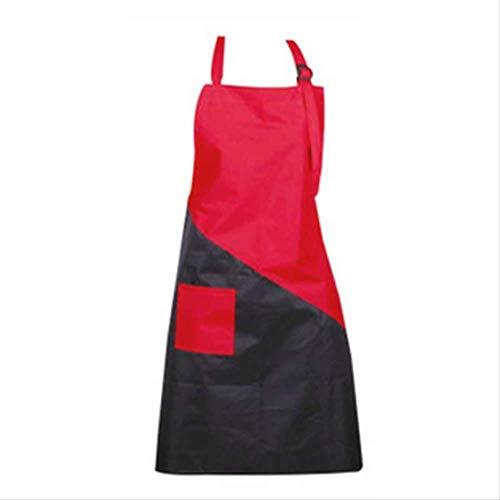mhde Aprons Cape Salon Haar Snijden Kappers Kapper Schort Apparatuur Salon Schort Keuken Koken Wasmiddelen