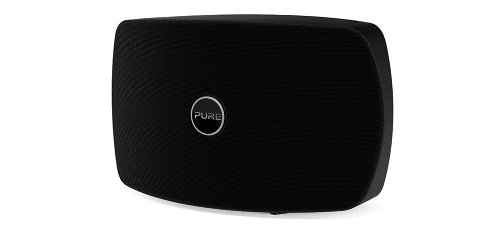 Pure VL-62200 Jongo T2 Multiroom Lautsprecher (Bluetooth, WLAN) schwarz
