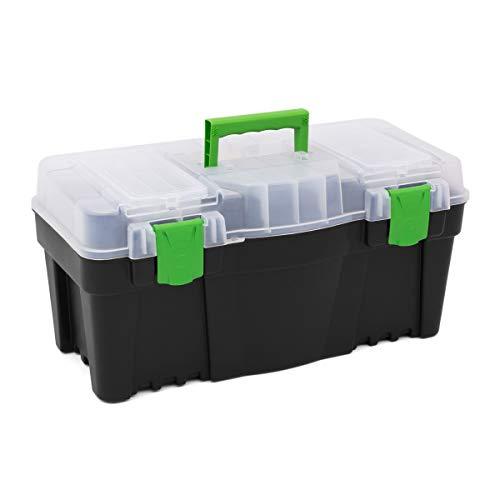 Werkzeugkoffer Materialkoffer Werkstattkoffer Werkstatttasche Traglast 19,0 kg