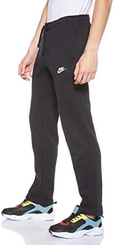 Nike Men's Sportswear Open Hem Club Pants