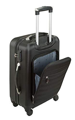 Princess Traveller Dubai Business Traveller koffer, 32 liter, zwart