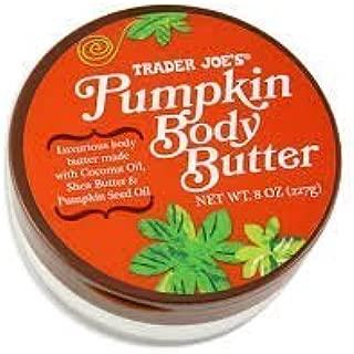 Trader Joe's Pumpkin Body Butter (2 Pack)