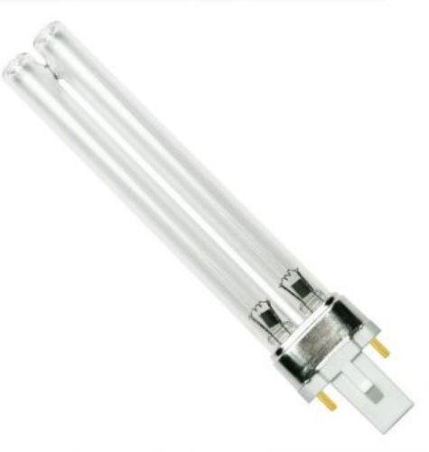 9W, 9 Watt, InDuct R-18D UV Bulb R18, R18W, R18D & D100, D200 & A200 Lamp, Bulb G23 2 Pin Base, Guaranteed for One Year