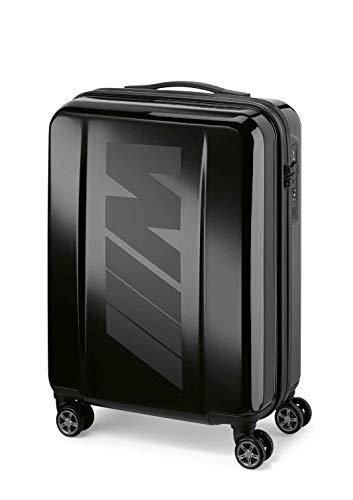 BMW Original M Boardcase trolley koffer harde schaal zwart polycarbonaat