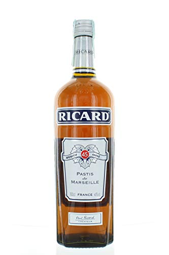 Ricard, Pastis de Marseille, 45%vol. 1 Liter