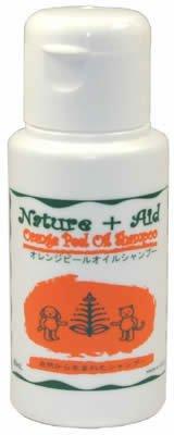 Nature-Aid オレンジピールシャンプー 60ml