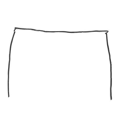 BLLBOO Windschutzscheiben-Zierleiste - Frontscheiben-Zierleiste Dichtung Dichtungsleiste 51318159784 Kompatibel mit 5er E39 528i 540i M5