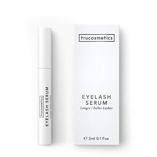 trucosmetics - EYELASH SERUM | Wimpernserum | lange und dichte Wimpern | 3 ml