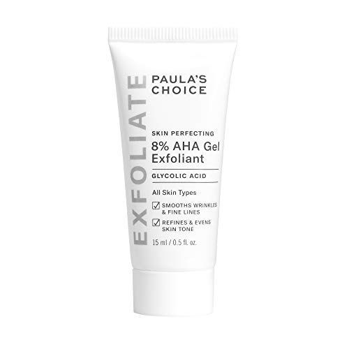 Paula's Choice SKIN PERFECTING 8% AHA Gel Exfoliant with Glycolic Acid Soothing Chamomile & Green...