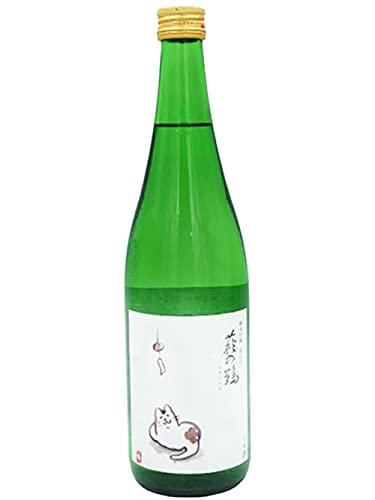 【日本酒】萩の鶴(はぎのつる) 純米吟醸 火入れ 猫ラベル 720ml