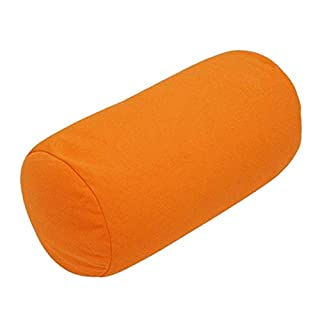 ポジショニングに便利な筒型クッションオレンジ MOGU