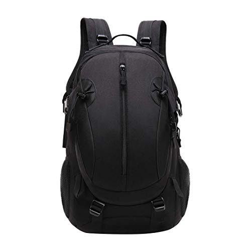 JOTHIN 40L Tactical Backpack Outdoor Pack Military Daypack Army Rucksack Assault bag for Men Women Travelling Camping Hiking Trekking (black)