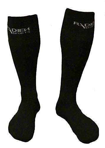 Radien Sports Powerlifting Weightlifting Socks