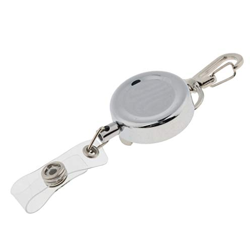 Beweglicher Metallroboter Schlüsselketten Ring Beutel Jeldbeutel Anhänger ZJP