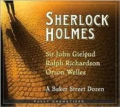 Sherlock Holmes Publisher: HighBridge Company; Fully dramatized