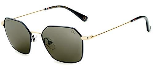 Etnia Barcelona Gafas de Sol HUDSON SUN Gold/Grey Hd 52/17/145 unisex