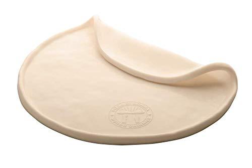 Pizza di gomma 33 cm - Colore dell'impasto
