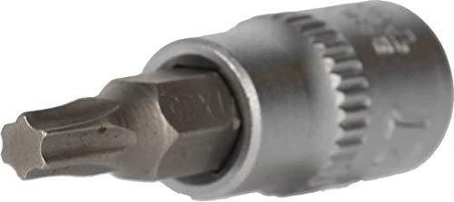 BRILLIANT TOOLS BT020985 - Destornillador Torx (1/4', 38 mm, T27)