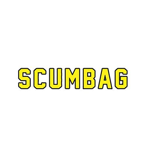Scumbag Sticker Decal Stance Daily Drift v2 Truck Car Decal Vinyl Bumper Sticker Sticks to Any Surface 5'