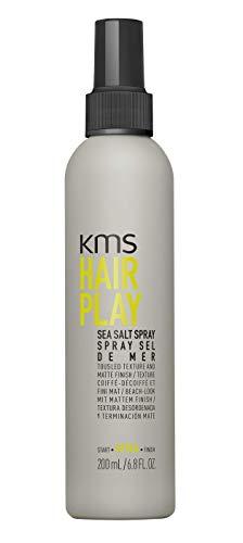 KMS California Hairplay Sea Salt Spray, 1er Pack (1 x 200 ml)