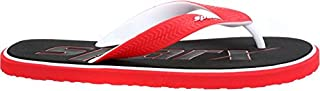 Sparx Men's Flip-Flops and House Slippers (SFG-2043-Red)